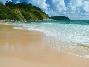 Пляж Раваи на Пхукете