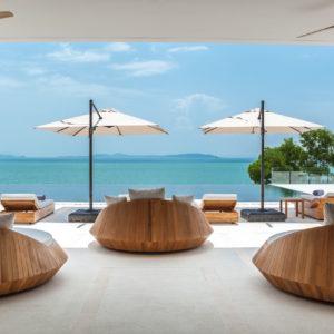 01 - Villa Amarapura Phuket - Cape Yamu - Open Living Space