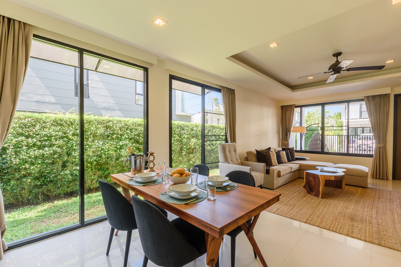09 living room – dining area